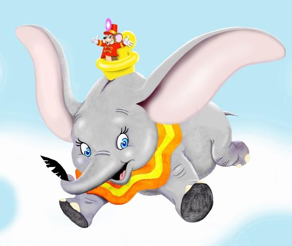 Dumbo par jpoulos2561